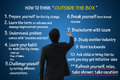 How To Think Outside The Box Stock Photography - 39893182