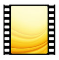 35mm Film Frame Royalty Free Stock Photography - 3995137