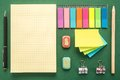 School Office Supplies Stock Images - 39902954