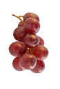 Red Grape Isolated Royalty Free Stock Photo - 39909125
