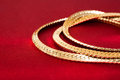 Gold Chain Royalty Free Stock Image - 39915266