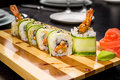 Japanese Sushi Stock Photo - 39916280