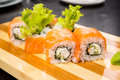 Japanese Sushi Royalty Free Stock Photo - 39916635