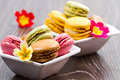 Tasty Colorful Macaroon Stock Images - 39988614