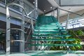 Glass Stairway In A Modern Office Building Stock Photos - 39988693