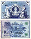 Old German Money 2 Stock Images - 41304