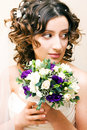 Beautiful Bride Royalty Free Stock Photo - 4006495