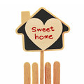 Sweet Home Stock Photography - 40013322