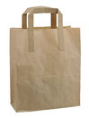 Brown Paper Bag Stock Photography - 40026542