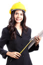 Engineer Woman Stock Photo - 40044530