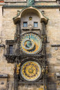 Prague Astronomical Clock Stock Photos - 40066953