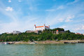 Castle In Bratislava Royalty Free Stock Images - 40076849