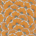 Vector Seamless Eastern Pattern. Stock Photography - 40087102