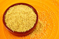 Raw Couscous Royalty Free Stock Image - 40092836