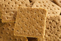 Healthy Honey Graham Crackers Stock Photo - 40099170