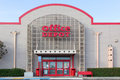 Office Depot Store Exterior Royalty Free Stock Image - 40145616