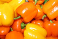 Colorful Bell Peppers. Royalty Free Stock Image - 40150936