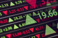Stock Market Ticker Royalty Free Stock Images - 40150979