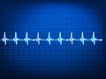 Abstract Heart Beats Cardiogram. EPS 10 Stock Images - 40155664