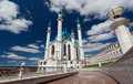 Qol Sharif Mosque In Kazan Royalty Free Stock Photography - 40156777