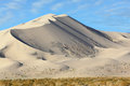 Eureka - A  Sand Dune At Sunrise Stock Images - 40172734