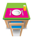Green Table Stock Photography - 4023922