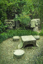 Corner Of Chinese Garden Royalty Free Stock Photography - 40220187