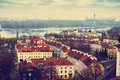 Winter In Warsaw Stock Photo - 40232620