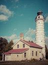 Lighthouse Tower Royalty Free Stock Photography - 40249347