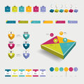Set Of Infographic Elements. Royalty Free Stock Photography - 40254827