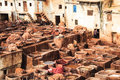 Leather Tannery Stock Photo - 40284470