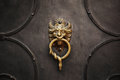 Door Knocker Royalty Free Stock Images - 40299839
