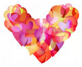Flaming Hearts Stock Images - 4033974
