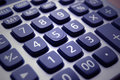 Calculator Royalty Free Stock Photography - 4034327