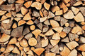 Stack Of Firewood Royalty Free Stock Images - 40310859