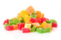 Sweet Candied Fruit Royalty Free Stock Photos - 40326658