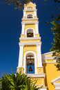 Spanish Church, Mexico Royalty Free Stock Images - 40332489