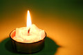 Candle Light In The Dark Royalty Free Stock Photography - 40337157