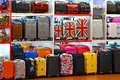 Bags And Luggage Store Stock Images - 40340714