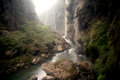 Malinghe Waterfall In Xingyi City,Guizhou,China. Royalty Free Stock Photos - 40352518