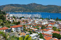 Aerial View Of Fethiye, Turkey Stock Images - 40357284