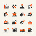 Industrial Web Icon Set Royalty Free Stock Images - 40360609