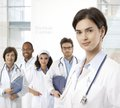 Portrait Of Young Female Doctor Royalty Free Stock Photo - 40376065