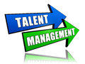 Talent Management In Arrows Royalty Free Stock Photos - 40378298
