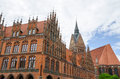 Old Town Hall, Hannover, Germany Royalty Free Stock Photos - 40392648
