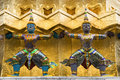 Grand Palace Decorations Royalty Free Stock Image - 4046726