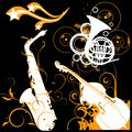 Musical Background Royalty Free Stock Images - 4048529