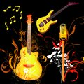 Musical Background Royalty Free Stock Photography - 4048547