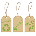 Eco Tags Stock Images - 40403304