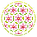Flower Of Life Flowers Royalty Free Stock Photo - 40406125